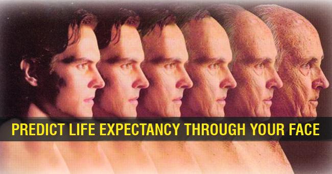 Predict life expectancy through your face