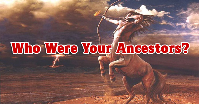 Who Were Your Ancestors?